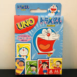 UNO Card Game x Doraemon by ensky