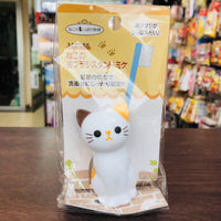 Cat Shape Toothbrush Holder ME186 (Brown)