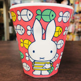 miffy Melamine Cup 270ml Pink DBM-106 by MARIMO