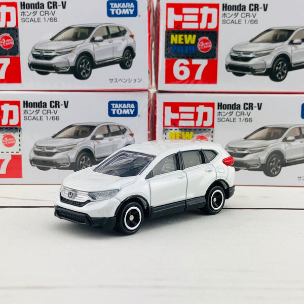 Tomica 67 Honda CR-V (NEW 2019)