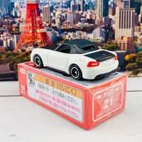 Tomica 21 Abarth 124 spider