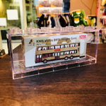 "Tiny T-Brick ""15"" Stackable Display Case"