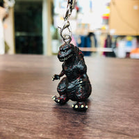 Mini Godzilla 2016 Strap by FOLCART