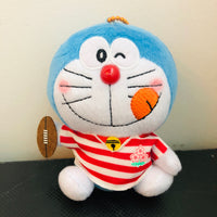 Doraemon Plush Toy x Japan National Rugby Team No.10