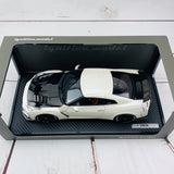 Ignition Model 1/18 TOP SECRET Nissan GTR R35 White Pearl IG1537