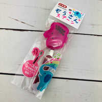 ZOSAN Spoon with cover - Pink