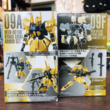 GFRAME 03 Mobile Suit Gundam 09A and 09F MSN-00100 Hyaku-Shiki Armor Set and Frame Set