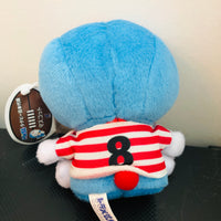 Doraemon Plush Toy x Japan National Rugby Team No.8