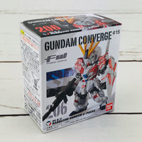 FUSION WORKS Gundam Converge #15 - 206 Narrative Gundam C-Packs RX-9/C