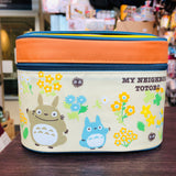 SKATER Stainless Steel Thermal Lunch Box Set Totoro Foral KCLJC6