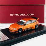 Ignition Model 1/64 Pandem Civic (EG6) Orange Metallic 1702