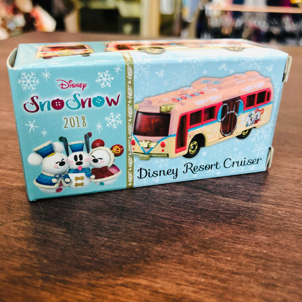 Tomica Disney Resort Cruiser 2018 SnoSnow Edition *Limited Quantity*