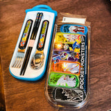 Pokemon Pocket Monster Cutlery Set TCS1AM