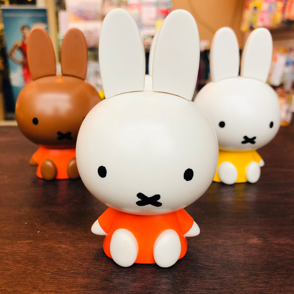 CAPCHARA miffy Figure by Bandai - Orange