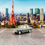 Tomica Limited Vintage 1/64 Toyota Corolla 1200 Two Door (1969) LV-161a