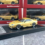 Ignition Model 1/64 Toyota Supra (JZA80) RZ Gold IG1866