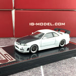 Ignition Model 1/64 Nismo R34 GTR Z-tune White IG1868