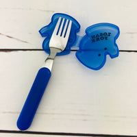 ZOSAN Fork with cover - Blue