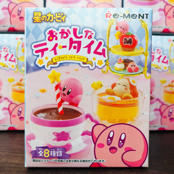 Re-Ment Kirby's Tea Time Blind Box