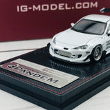 Ignition Model 1/64 Pandem Toyota 86 V3 White Metallic 1750