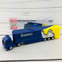 TOMICA 135 Michelin Motor Sports Transporter