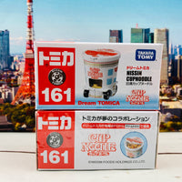 Dream TOMICA 161 Nissin Cup Noodle