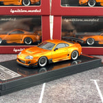 Ignition Model 1/64 Toyota Supra (JZA80) RZ Orange Metallic IG1864
