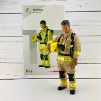 Tiny 1/18 Figure Fireman Hong Kong