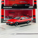 INNO64 TOYOTA COROLLA AE86 LEVIN Japan Special Edition IN94-AE86-REJS