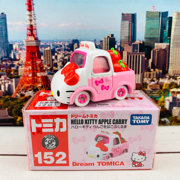 Dream TOMICA 152 Hello Kitty Apple Carry