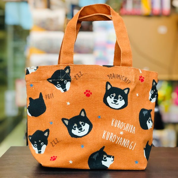 Mini Tote Bag Kuroyanagi Orange HW-115-138