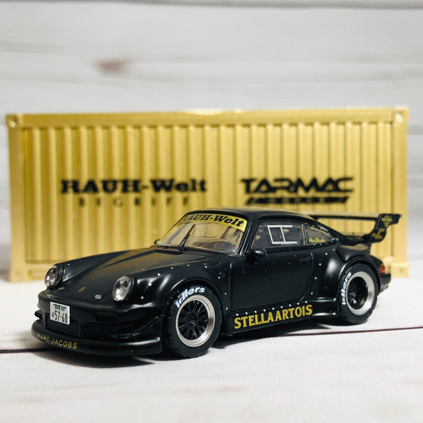 Tarmac Works 1/64 RWB 930 Stella Artois Black Limited Edition
