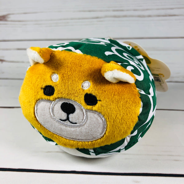 Shiba Pon Pon Plush Toy with Lemon Scent