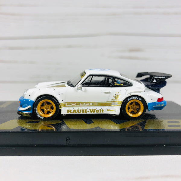 "Tarmac Works 1/64 RWB 930 WHITE ""NEED FOR SPEED"""