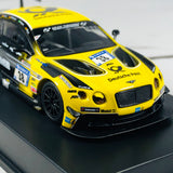 Sparky 1/64 Bentley Continental GT3 No.38 Bentley Team ABT Y110