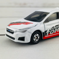 Tomica Event Model No.15 Subaru Impreza