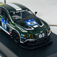 Sparky 1/64 Bentley Continental GT3 No.85 Bentley Motors Ltd Y113