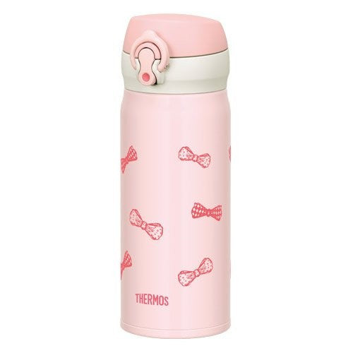 THERMOS Vacuum Insulated Mobile Mug (JNL-402) PKW - Pink Ribbon