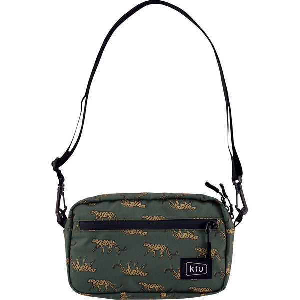 KiU Waterproof Mini Shoulder Bag - Leopard K68-175