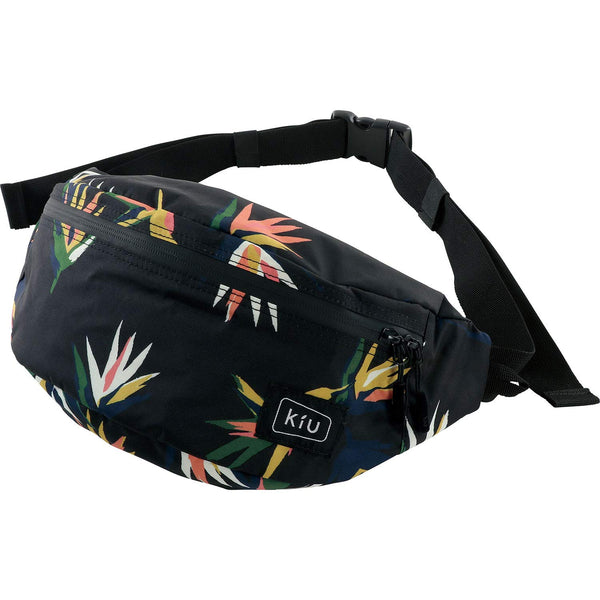 KiU Waterproof Body Bag - Tropical Flower K84-158