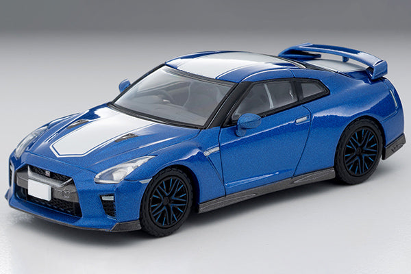 PREORDER Tomytec Tomica Limited Vintage Neo 1/64 Nissan GTR 50th ANNIVERSARY Blue  LV-N200a  Approx. Release Date : May 2020 subject to manufacturer's final decision