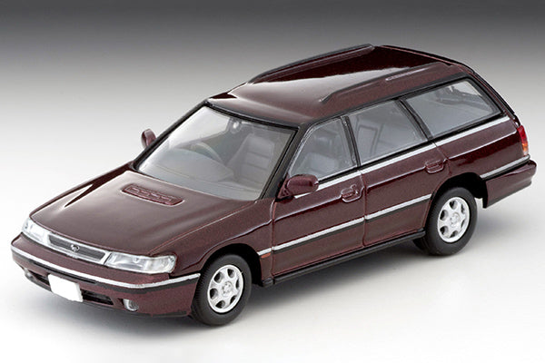 PREORDER Tomytec Tomica Limited Vintage Neo 1/64 Subaru Legacy Touring Wagon GT Dark Red LV-N201a  Approx. Release Date : May 2020 subject to manufacturer's final decision
