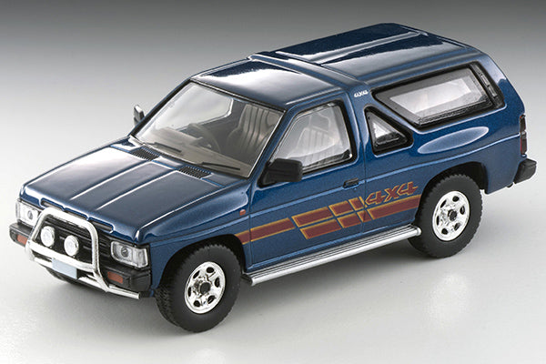 PREORDER Tomytec Tomica Limited Vintage Neo 1/64 Nissan Terrano R3M (Navy) LV-N63c  Approx. Release Date : June 2020 subject to manufacturer final decision