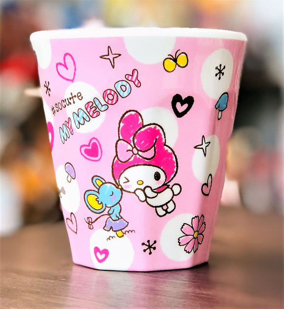 My Melody Melamine Cup 270ml SR-5525218MM