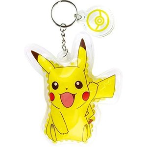 Pikachu Gel Beads Keychain PM-5521245PB