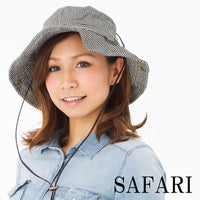 Safari 2-way Hat - White