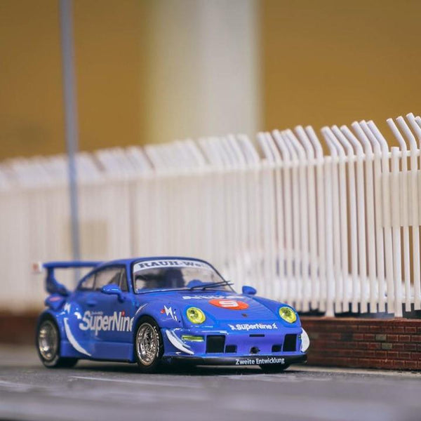 PREORDER Tarmac Works 1/64 RWB 993 SuperNine
