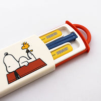 Skater SNOOPY Cutlery Set with case