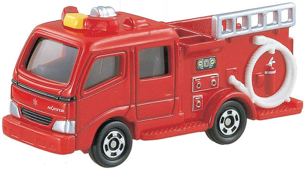 Tomica No.41 MORITA FIRE ENGINE TYPE CD-I