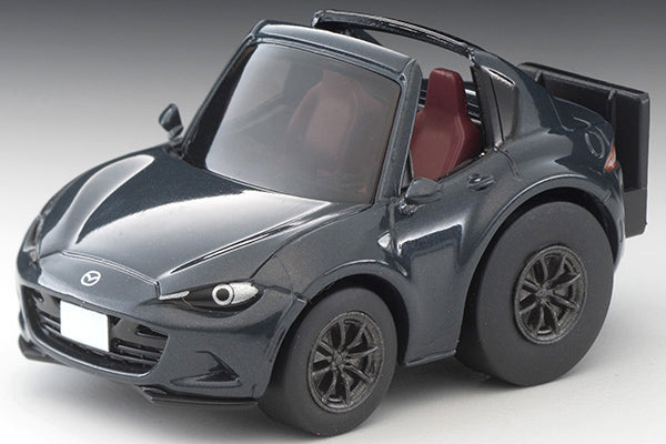 PREORDER Choro-Q Zero Z-60c Mazda Roadster RF Open Roof Specification Grey (Approx. Release Date : July 2020 subject to manufacturer's final decision)